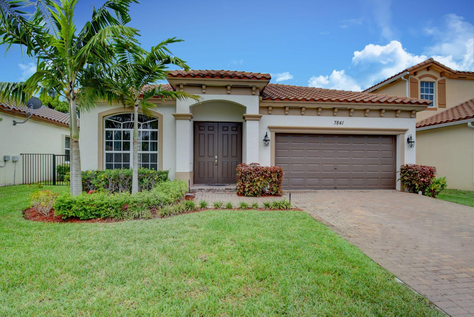 Photo of 7841 Patriot Street, Lake Worth, FL 33463