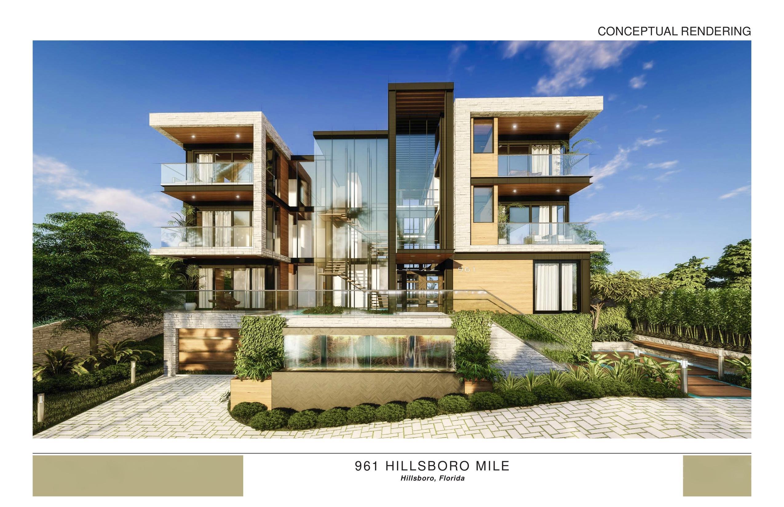 Photo of 961 Hillsboro Mile, Hillsboro Beach, FL 33062