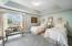 Second Floor Guest Bedroom with Balcony