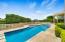 Beautiful Pool and Custom Outdoor Lighting
