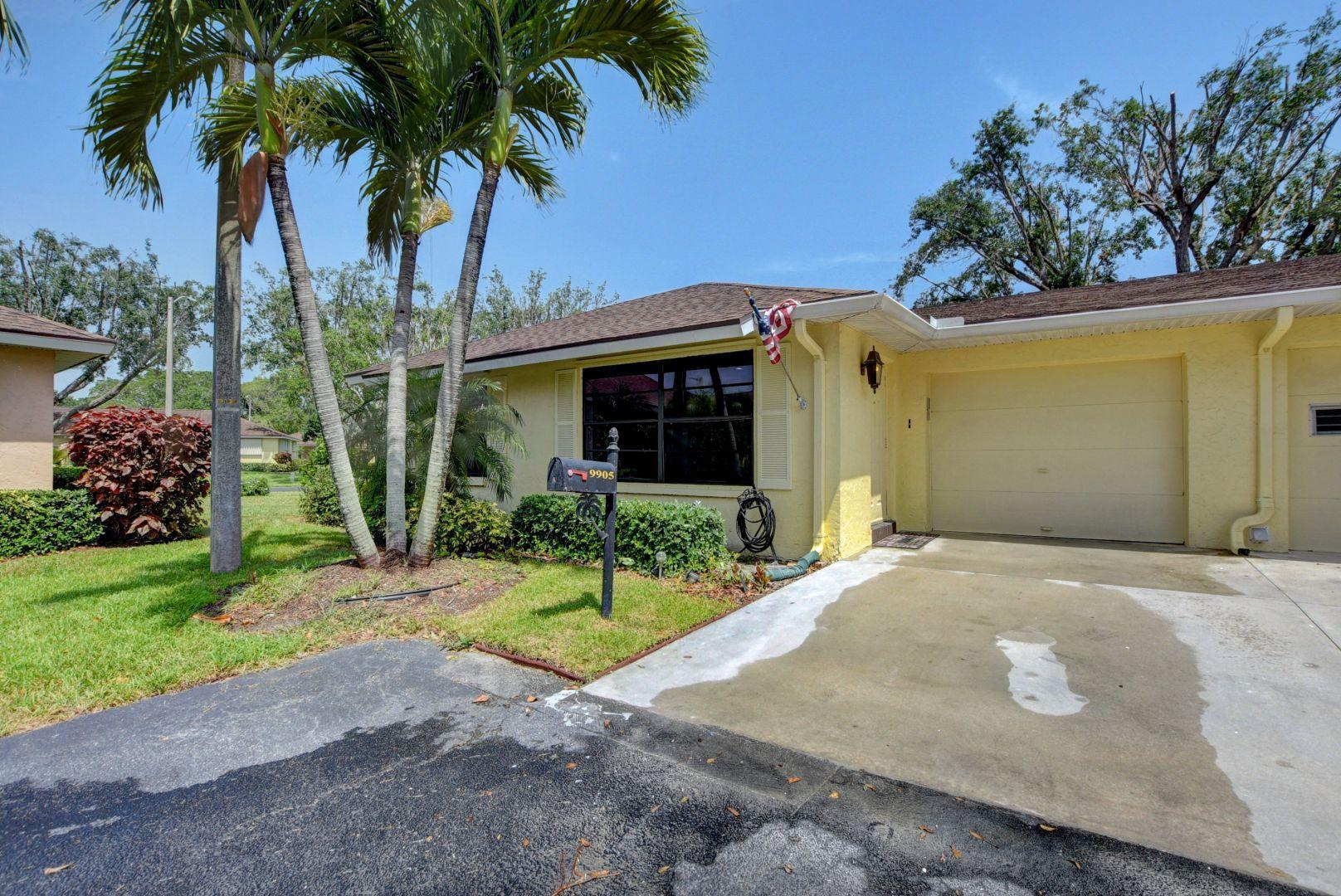 Home for sale in Bent Tree Villas Eas Boynton Beach Florida