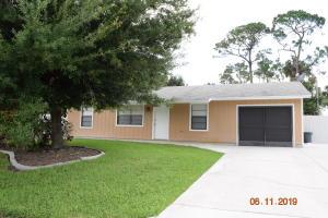 1271 SW Porter Road, Port Saint Lucie, FL 34953