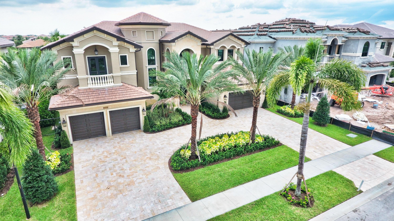 16800 Matisse Drive, Delray Beach, Florida 33446, 5 Bedrooms Bedrooms, ,6.1 BathroomsBathrooms,Single Family,For Sale,Seven Bridges,Matisse,RX-10545498