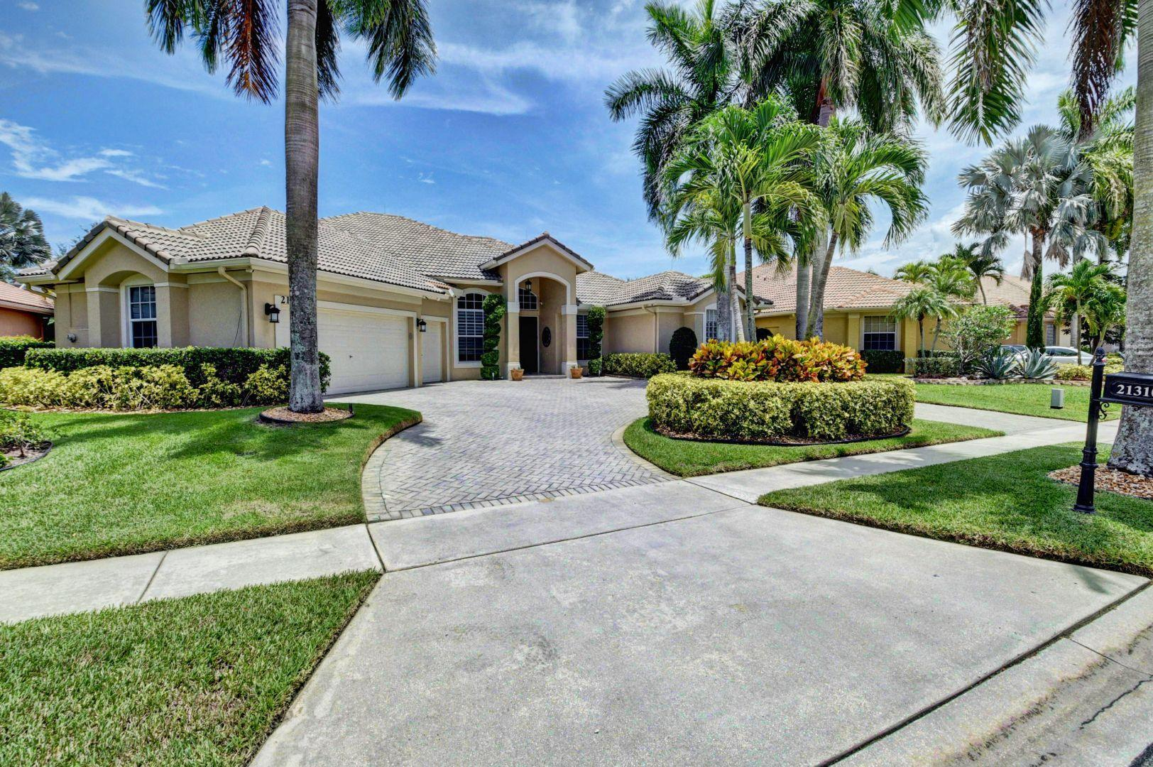 Photo of 21310 Falls Ridge Way, Boca Raton, FL 33428