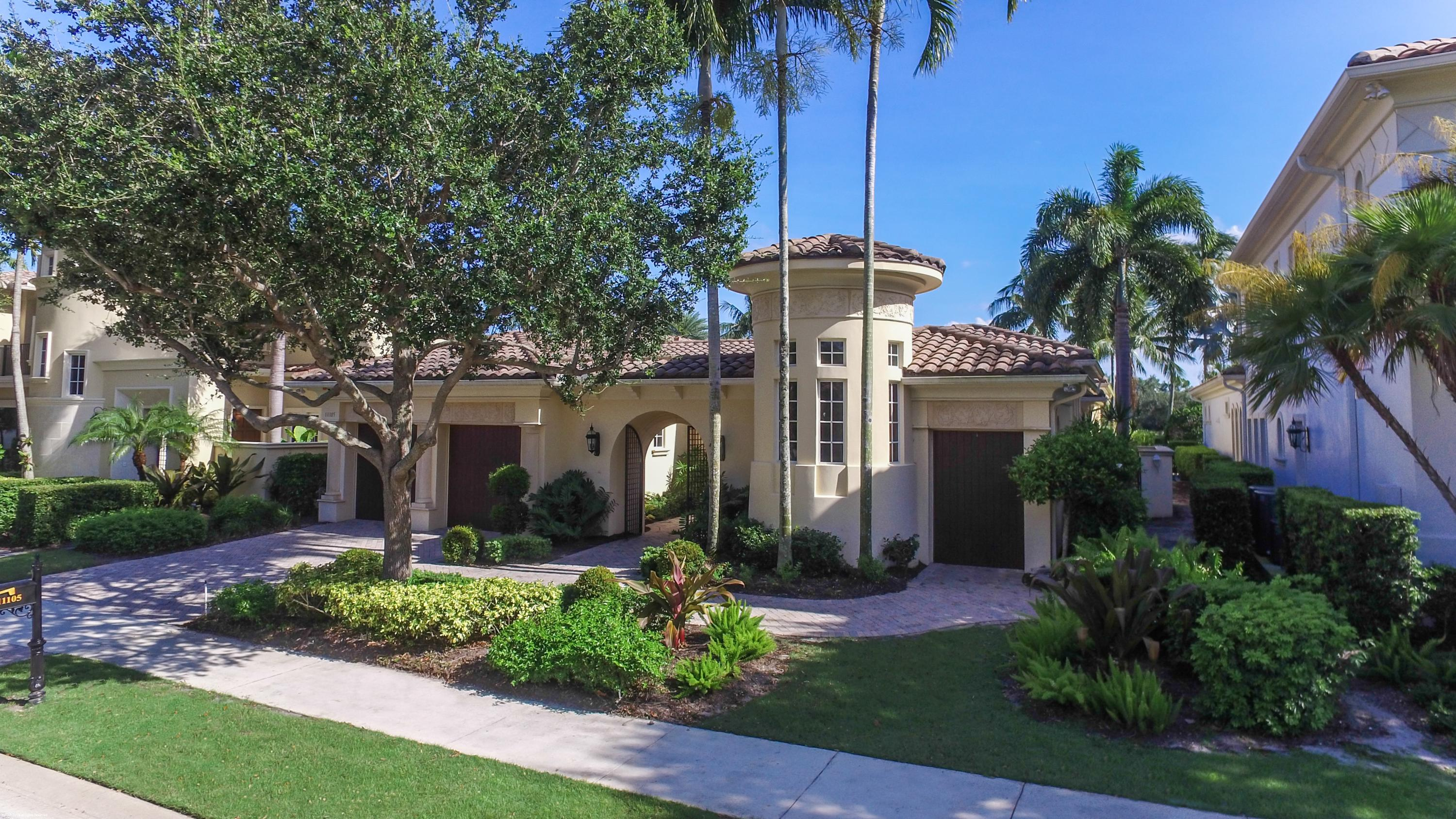 11105 Green Bayberry Drive, Palm Beach Gardens, Florida 33418, 3 Bedrooms Bedrooms, ,3.2 BathroomsBathrooms,Single Family,For Sale,Old Palm Golf Club,Green Bayberry,RX-10543336