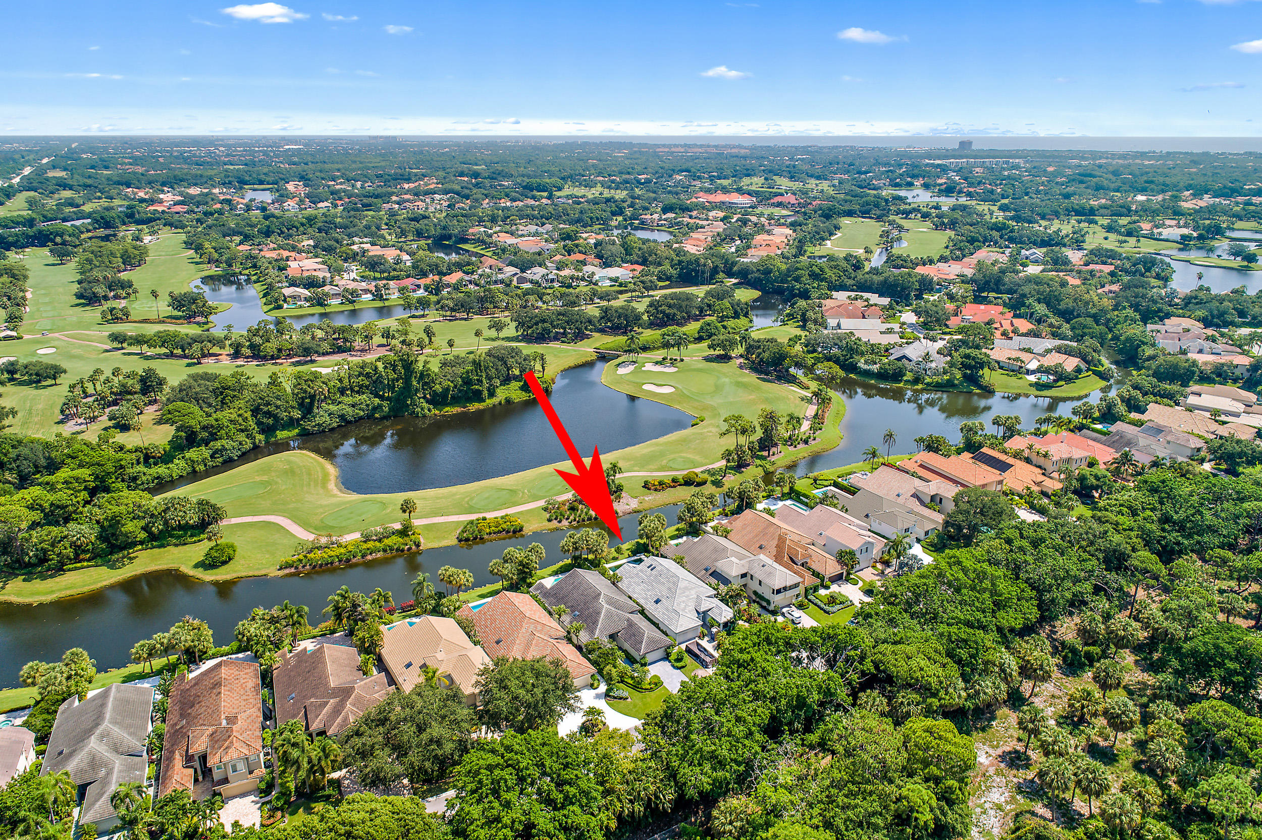 Photo of 3811 Toulouse Drive, Palm Beach Gardens, FL 33410