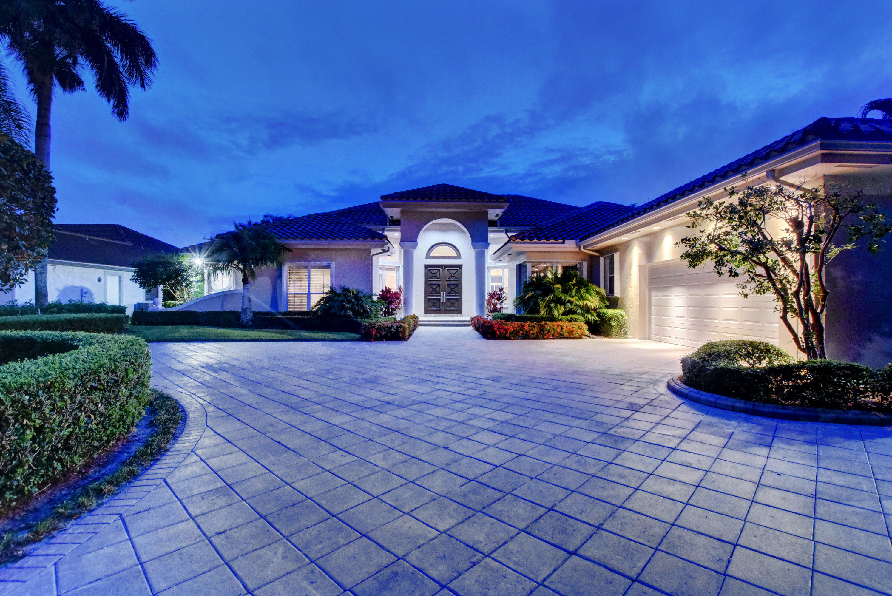 Home for sale in Bear Lakes Estates N West Palm Beach Florida