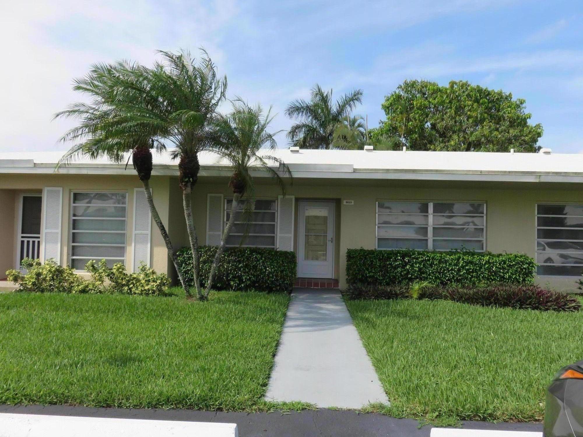 8619 Bella Vista Drive Boca Raton, FL 33433