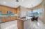 """Kitchen 40"""" cabinets, under cabinet window!"""