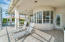 Covered & Screened Patio