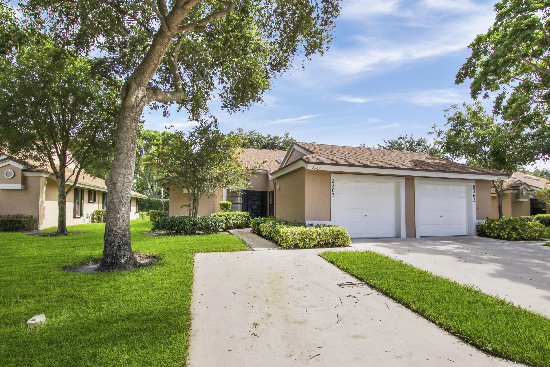 8367 Springlake Drive Boca Raton, FL 33496
