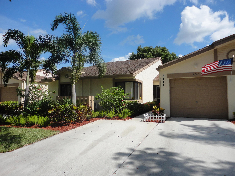 8111 Hiddenview Terrace #5 Boca Raton, FL 33496