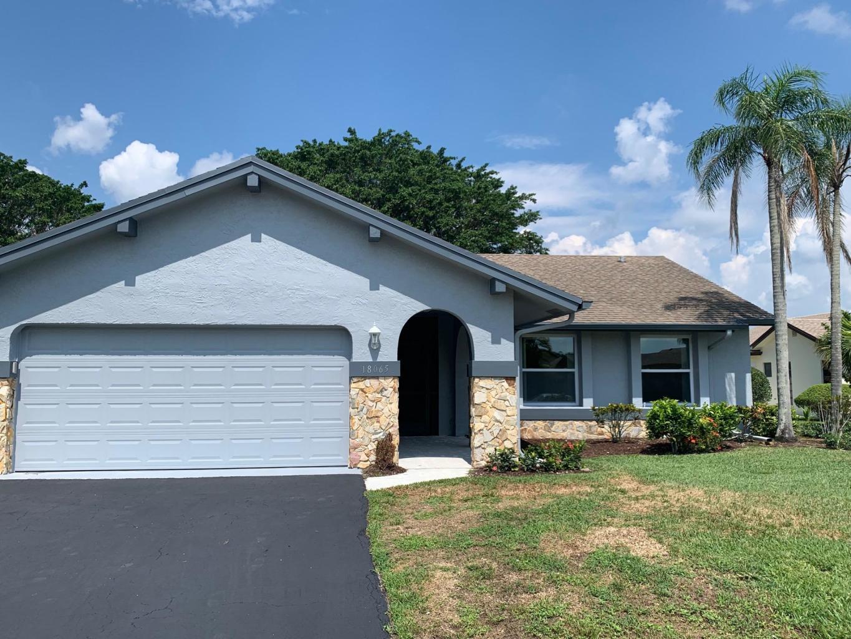 18065 Park Terrace Boca Raton, FL 33498