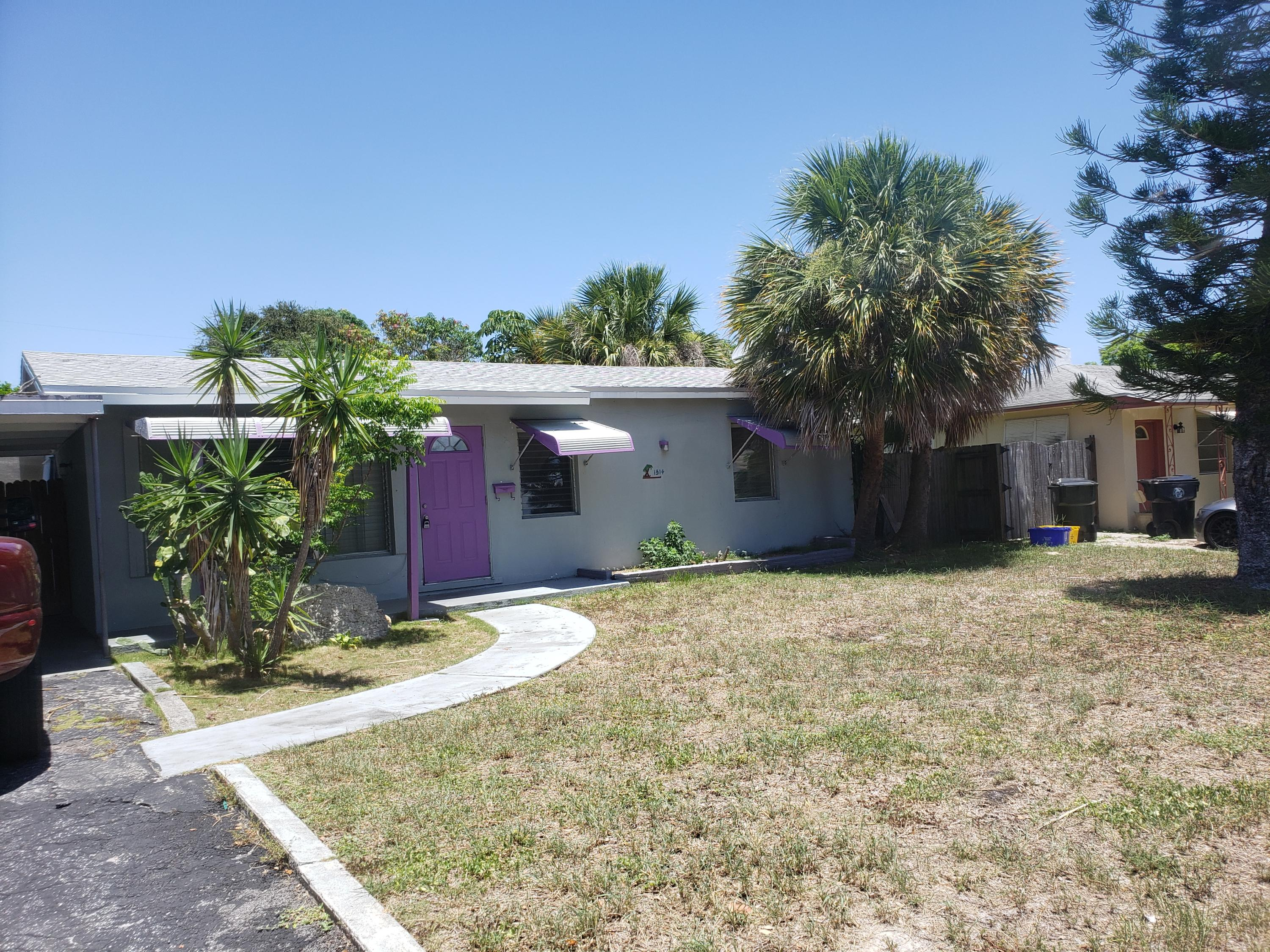 1514 16th Avenue N, Lake Worth Beach, FL 33460