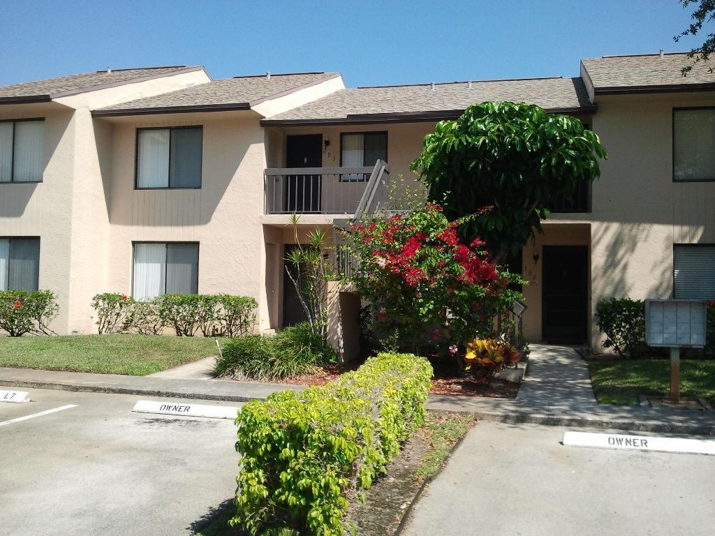 6551 Arleigh Court #203 Boca Raton, FL 33433