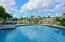 One of Coronado's two pools. One pool on intracoastal and one in Ocean Club
