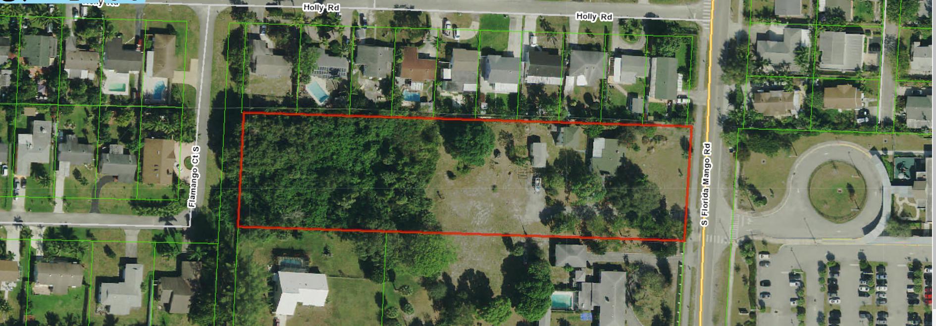 879 Florida Mango Road, West Palm Beach, Florida 33406, ,Land,For Sale,Florida Mango,RX-10547064