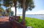 Shade area along the Intracoastal