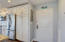 Custom pantry with pull out shelves