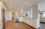Open floor plan and completely remodeled and shows like a model