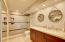 Completely remodeled Master bedroom en suite with granite countertop and double sink