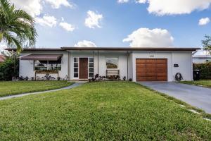 141 Bryn Mawr Drive, Lake Worth, FL 33460