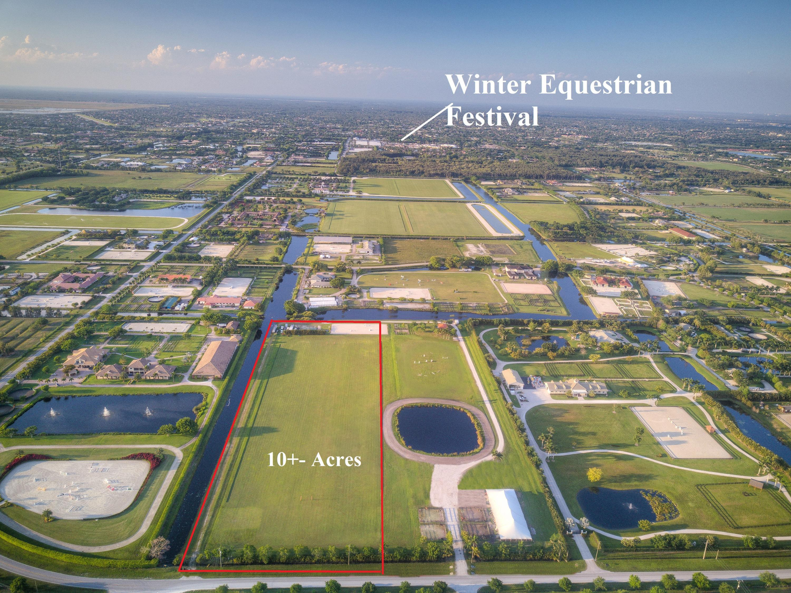 Wellington, Florida 33414, ,Land/docks,For Sale,50th,RX-10505895
