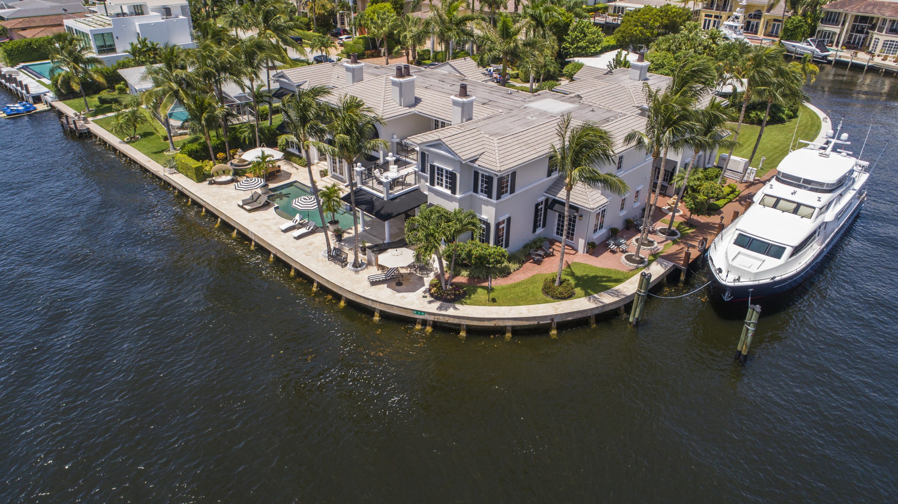 7350/7353 8th Drive, Boca Raton, Florida 33487, 6 Bedrooms Bedrooms, ,7.2 BathroomsBathrooms,Single Family,For Sale,Boca Harbour Island,8th,RX-10550818