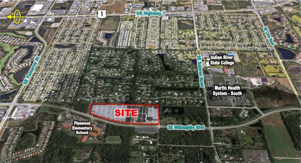 1705 Darling Street, Stuart, Florida 34997, ,Land,For Sale,Darling,RX-10550966