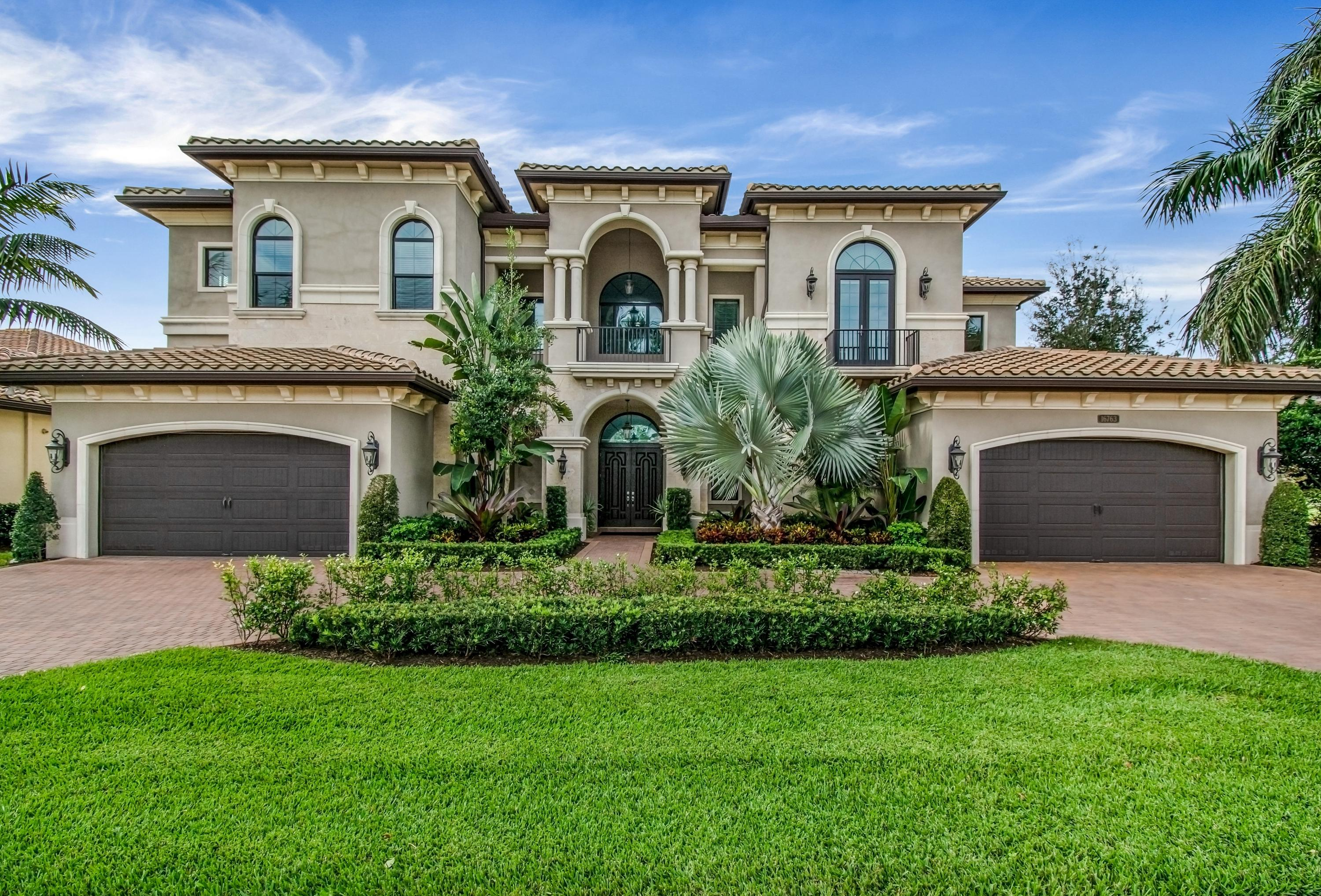 16763 Crown Bridge Drive, Delray Beach, Florida 33446, 6 Bedrooms Bedrooms, ,6.2 BathroomsBathrooms,Single Family,For Sale,The Bridges,Crown Bridge,RX-10551858