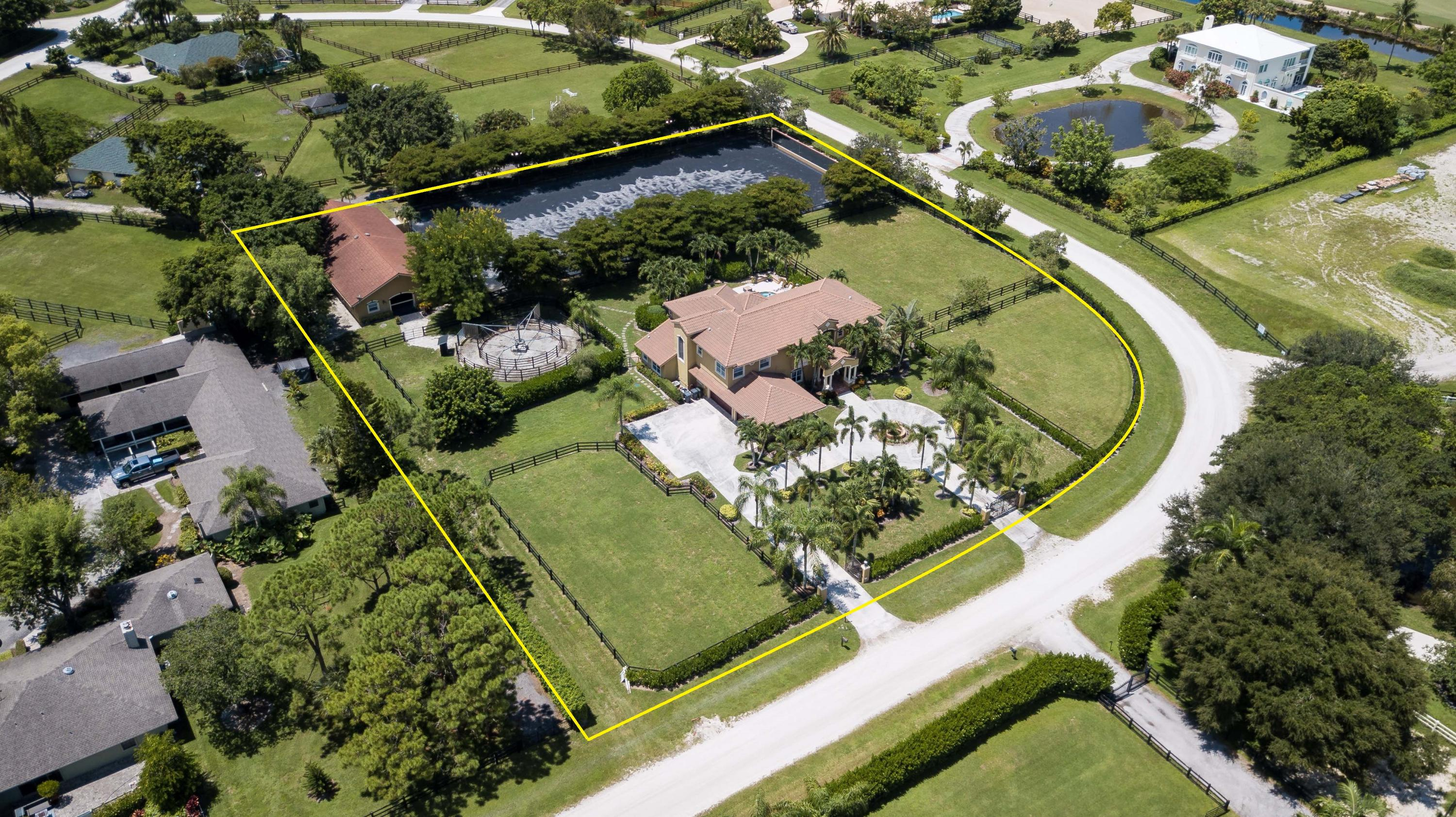 14829 Rolling Rock Place, Wellington, Florida 33414, 6 Bedrooms Bedrooms, ,4 BathroomsBathrooms,Single Family,For Sale,Rolling Rock,RX-10551646