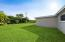 If a yard is important to you - then you have found a spacious one!