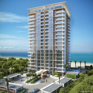 5000 North Ocean Front view