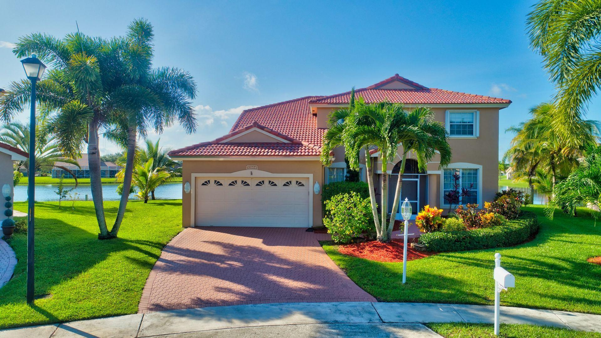 Home for sale in BOCA WINDS Boca Raton Florida