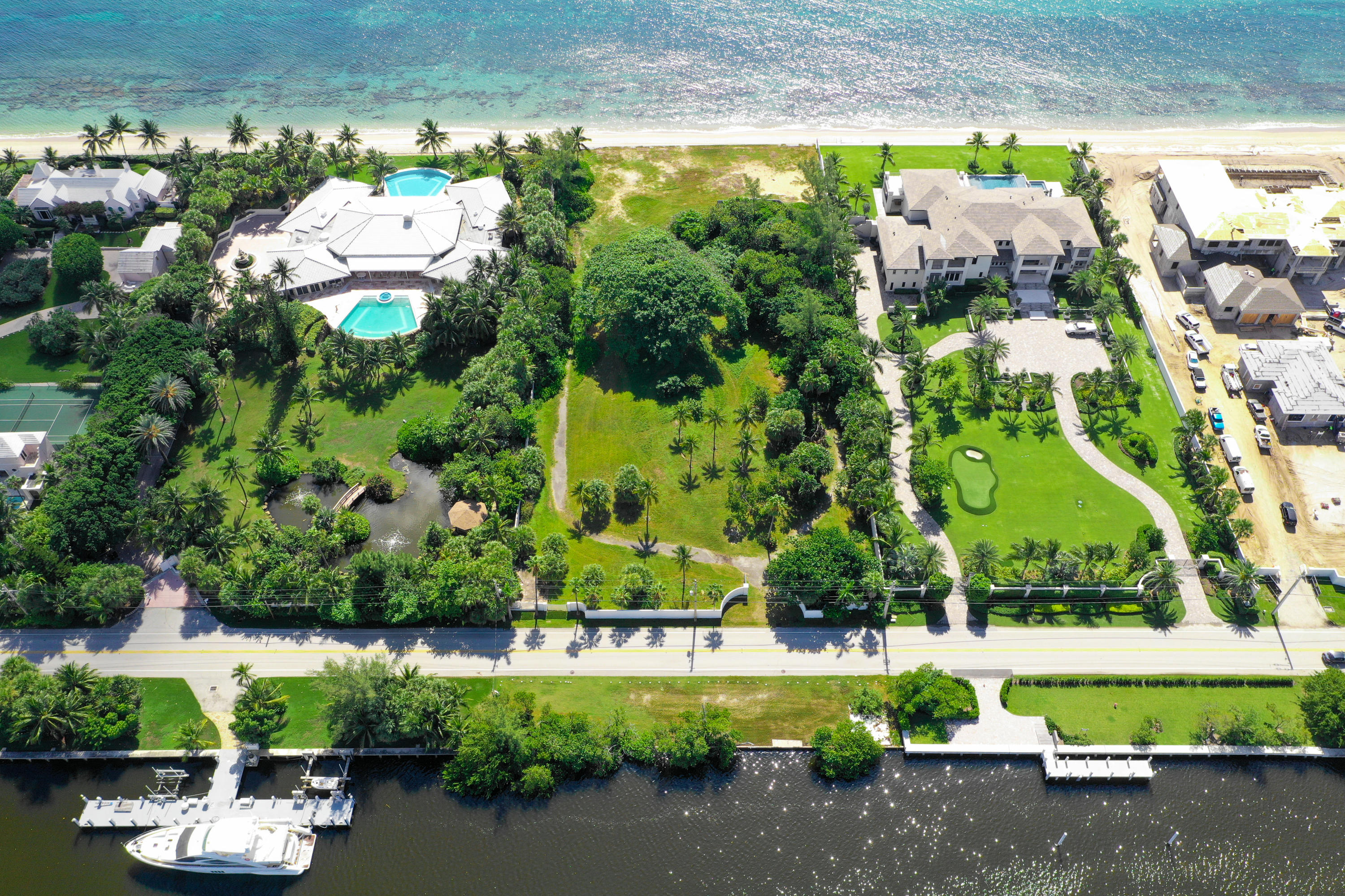 980 Ocean Boulevard, Manalapan, Florida 33462, ,Land,For Sale,Ocean,RX-10554085