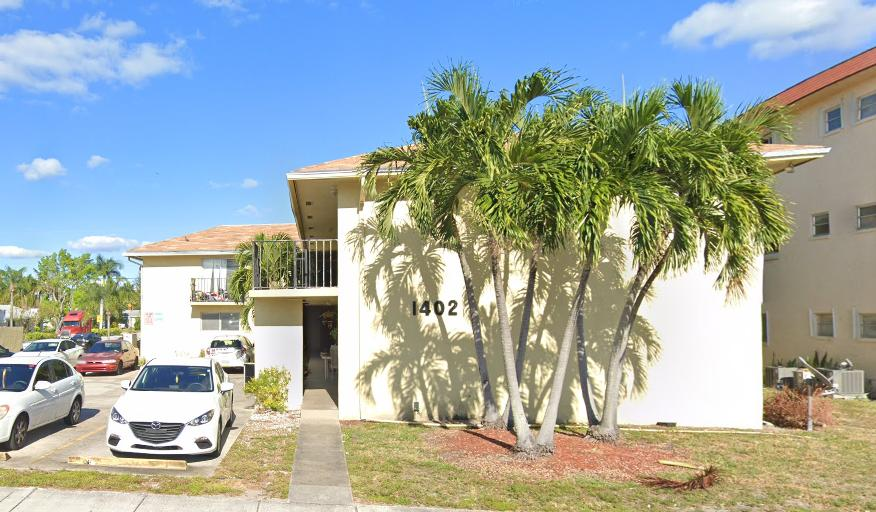1402 Federal Highway, Lake Worth Beach, Florida 33460, ,1 BathroomBathrooms,Efficiency,For Rent,Federal,1,RX-10553151