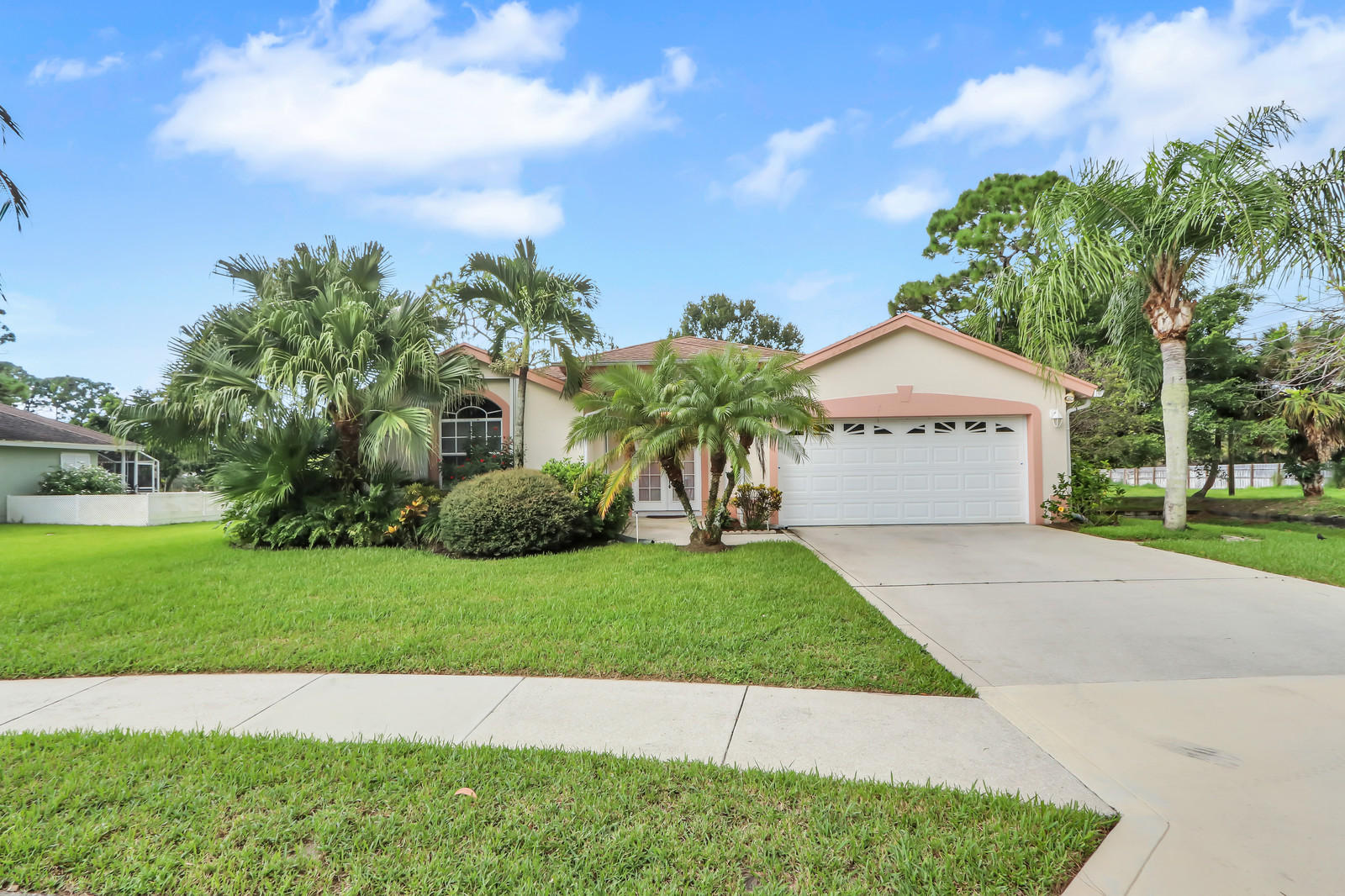 Home for sale in Loxahatchee Pines community, off Roebuck Jupiter Florida