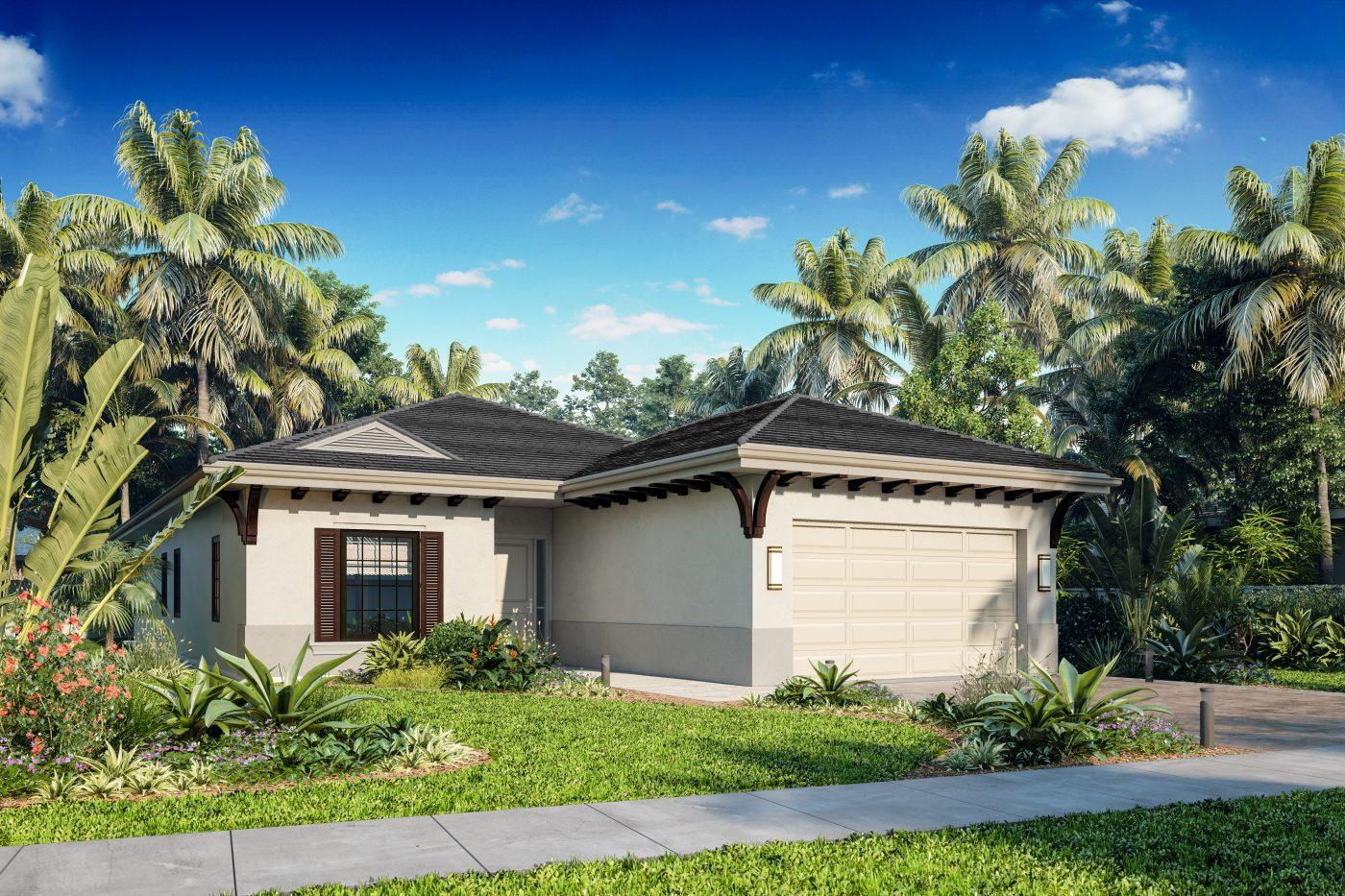 Home for sale in The Residences Of Banyan Cay West Palm Beach Florida