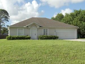 1126 SW Gaffney Avenue, Port Saint Lucie, FL 34953