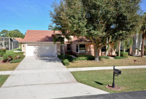 This 4 bed/2 bath home is move-in ready. It has granite countertops, a huge screened-in patio with a fenced yard, separate living and family rooms, and a split floor plan which makes it perfect for families that like to entertain. There is a lake/preserve view in the backyard for ultimate privacy. Come see what Cypress Springs has to offer! The amenities include basketball courts, secure gated entry to the community, tennis, basic cable (Comcast), management fees, common area RE Taxes, and low HOA. This home is conveniently located minutes from the turnpike, the Wellington Green Mall, shopping, and restaurants. Local schools are also A rated and offer a wide variety of education programs for your children to explore.