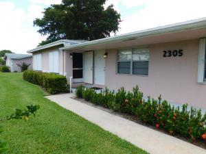 2305 Lowson Boulevard, D, Delray Beach, FL 33445