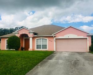 4542 SW Floral Street, Port Saint Lucie, FL 34953
