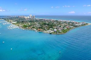 Singer Island and Inlet