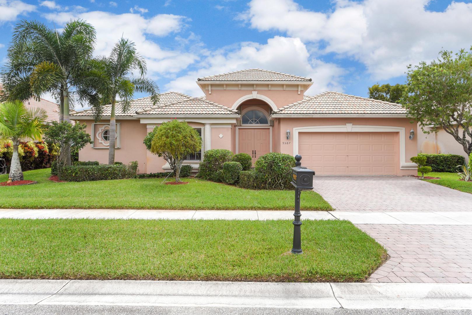 9587 San Vittore Street, Lake Worth, Florida 33467, 4 Bedrooms Bedrooms, ,2.1 BathroomsBathrooms,Single Family,For Sale,Bellaggio,San Vittore,RX-10557827