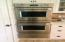 GE MONOGRAM Double oven and warming drawer