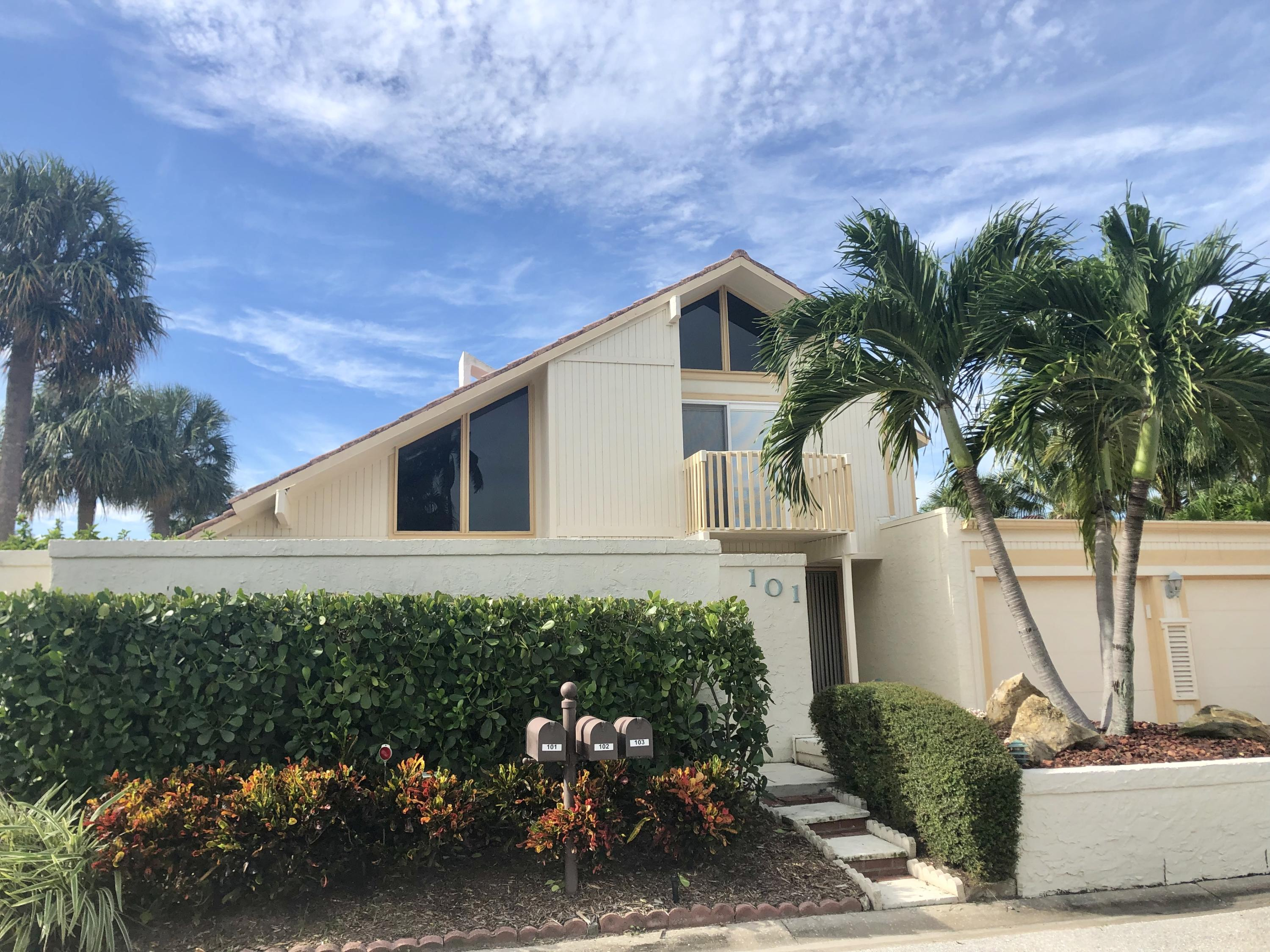 Home for sale in OCEAN WALK PLACE Jupiter Florida