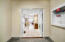 French Doors lead into this turnkey unit