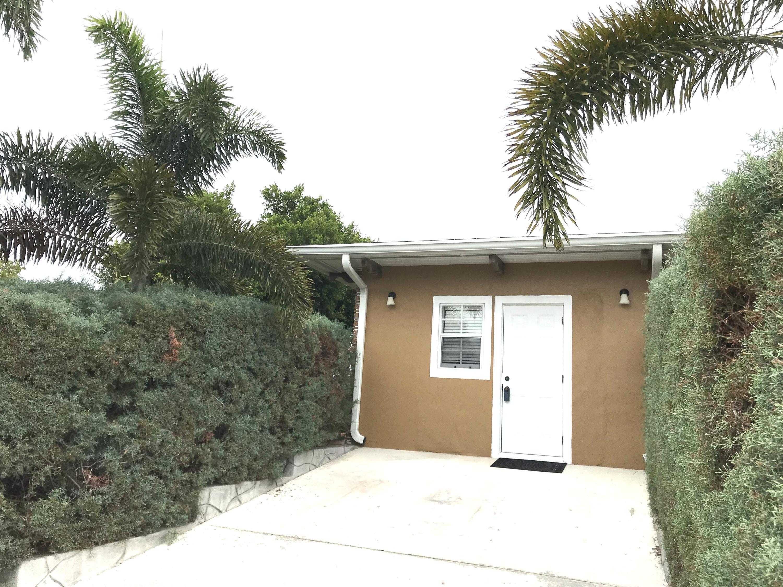 6101 Brevard Avenue, West Palm Beach, Florida 33405, ,1 BathroomBathrooms,Efficiency,For Rent,Colonial Estates,Brevard,1,RX-10559581