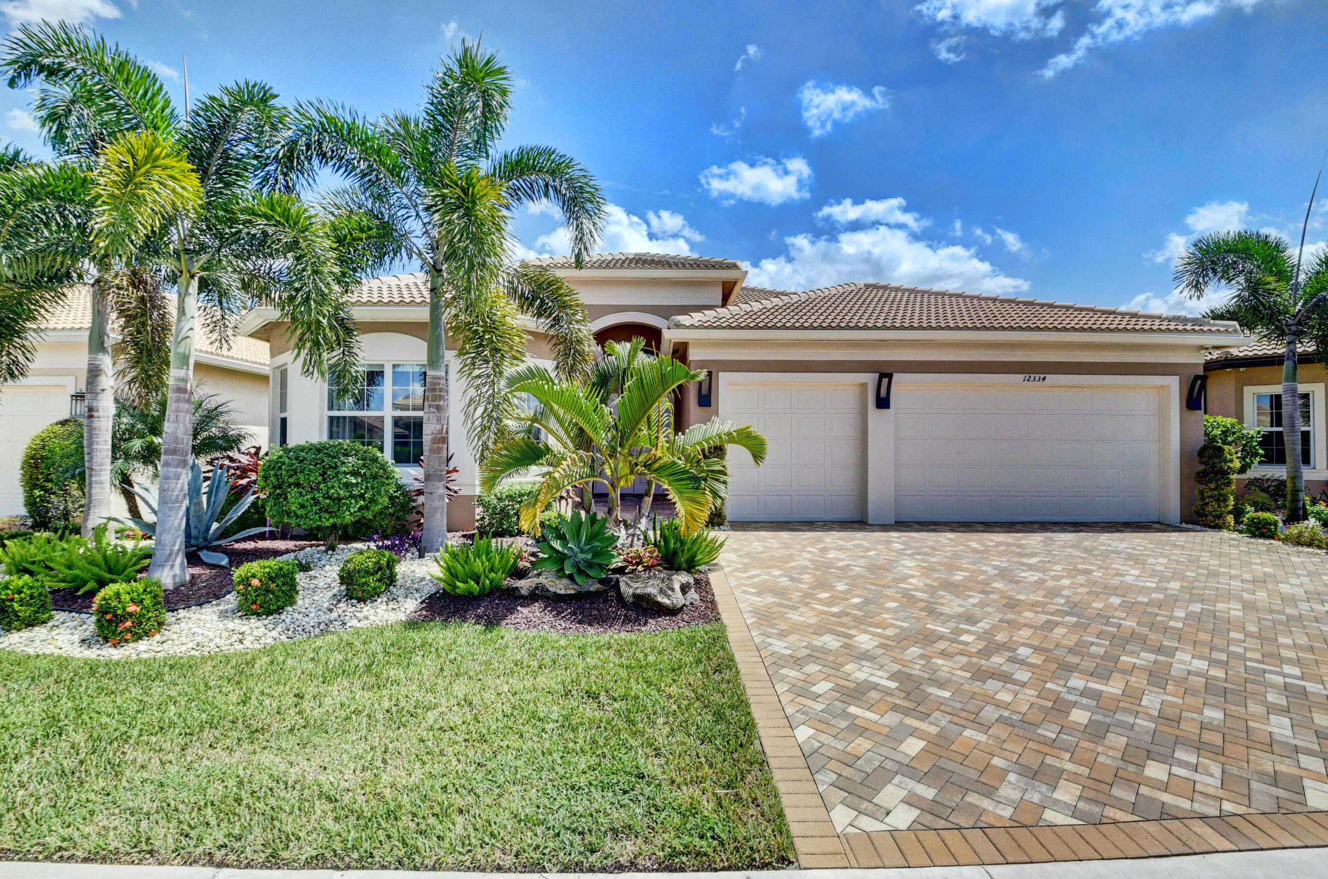 12334 Madison Ridge Avenue  Boynton Beach FL 33473
