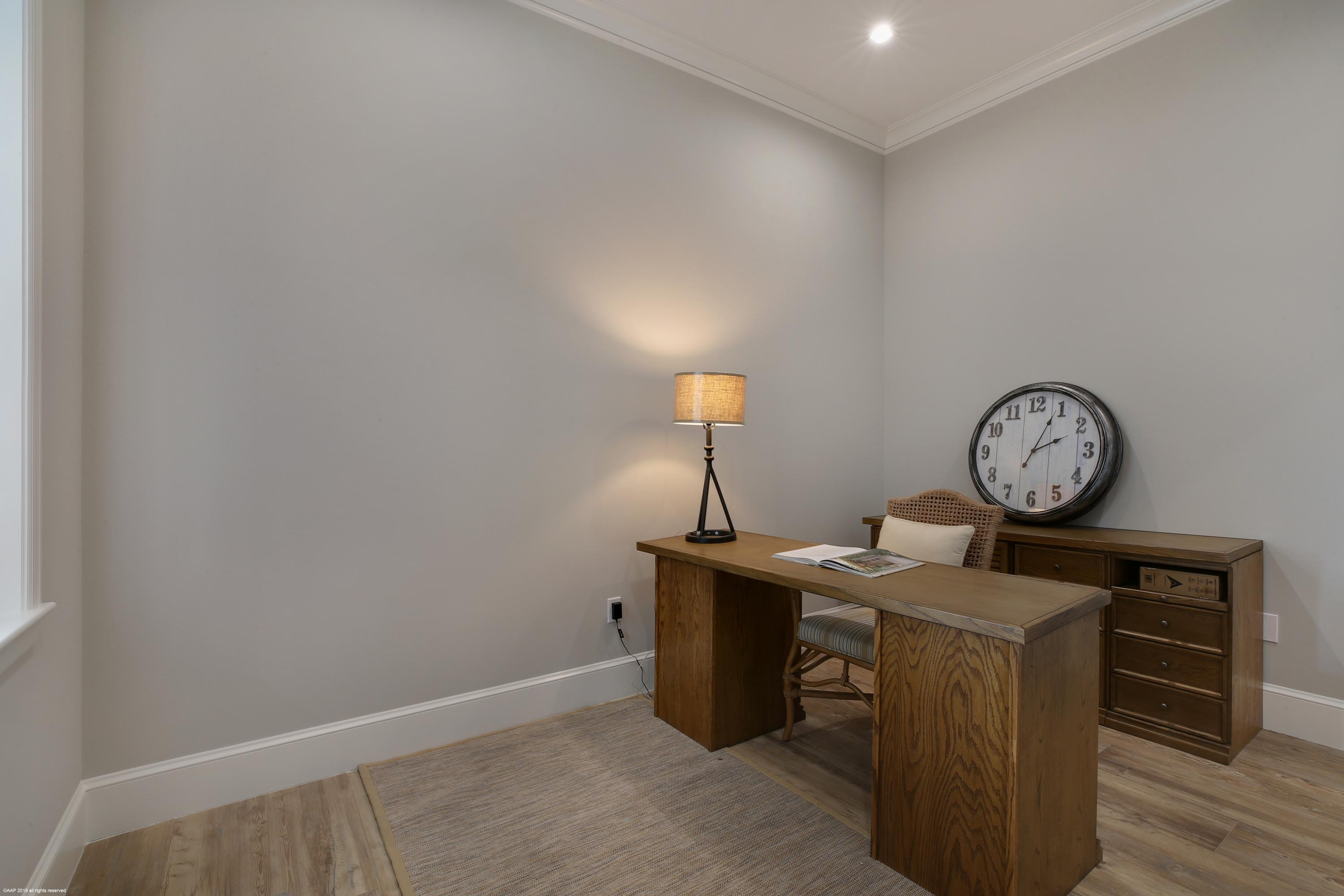 Stable Office with 1/2 Bath